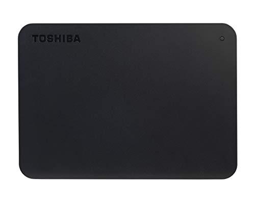 Toshiba HDTB410EK3AA Disque dur externe, Noir, 1TB