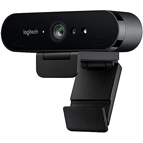 Logitech Brio Stream Webcam, Diffusion Vidéo Full HD 1080p à...