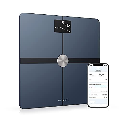 Withings Body+ - Balance Connectée WIFI et Bluetooth avec...