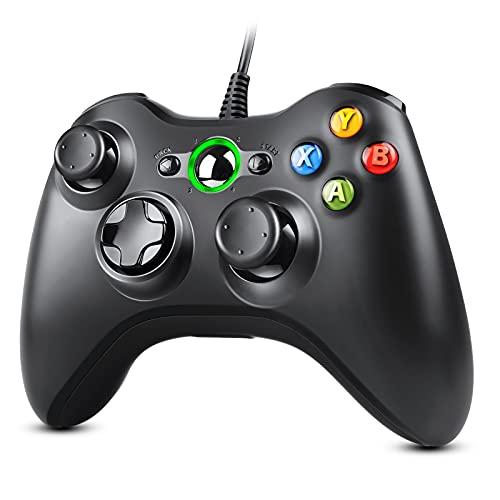 Zexrow Manette filaire Xbox 360, USB Manette du Contrôleur de...