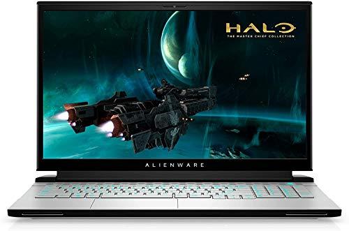 Alienware M17 R3, PC Portable Gamer 17,3' Full HD Lunar Light (Intel Core i7, 32Go de RAM, SSD 1To, NVIDIA GeForce RTX 2080 Super, Windows 10 Home) Clavier AZERTY Français