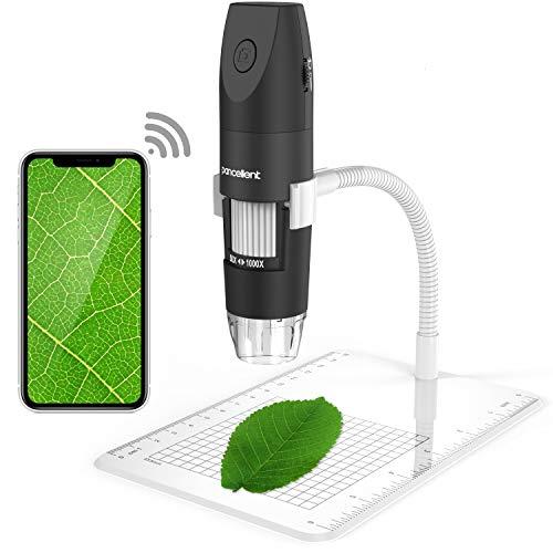 Microscopie à grossissement USB 1080p