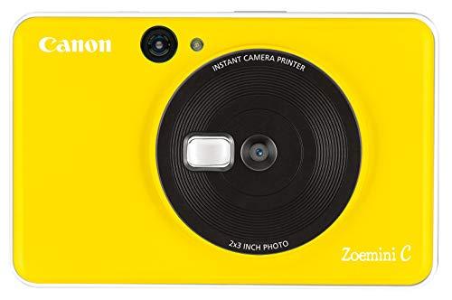 Canon Zoemini C Jaune Tournesol appareil photo instantané