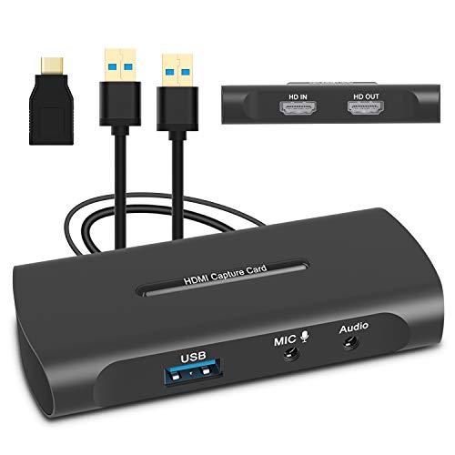 Carte de capture vidéo boitier d'acquisition HDMI