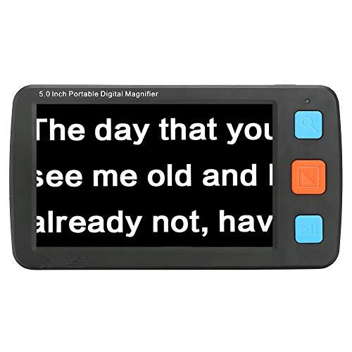 5 pouces loupe numérique portable ordinateur de poche...