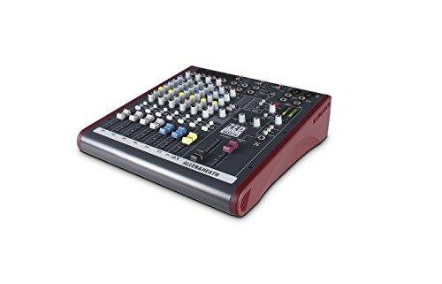 Allen Heath ZED60–Allen-heath zed-60 10fx Table de mixage et enregistrement USB