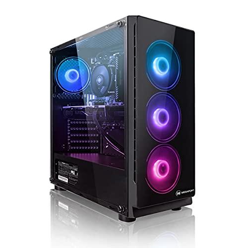 Megaport PC Gamer Platin AMD Ryzen 5 3600 6X 3,60 GHz • GeForce...