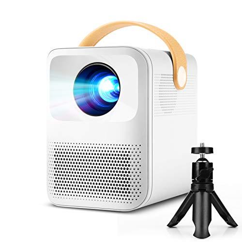 PODOOR Vidéoprojecteur Native 1920*1080P Full HD 1080P