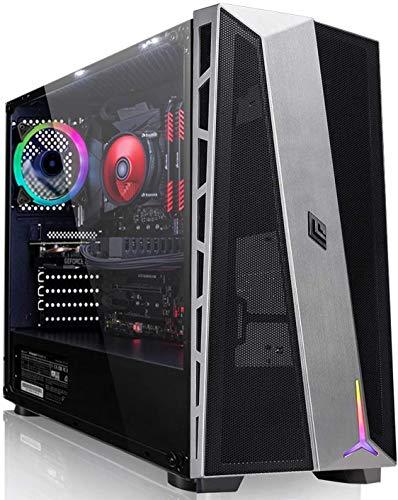 CEO-Tech Omega V9.1 PC Gamer - CPU Intel I9-9900K 5.00 GHz Octa Core 16Mo   RAM 32Go DDR4   SSD 1000Go   RX 5500 XT 8GB Challenger ITX   Ultra HD 4K   800W   Wi-FI   Windows 10 Pro