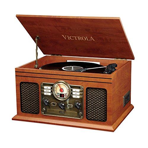 Victrola Classic chaîne stéréo 6-in-1 platine vinyle Bluetooth