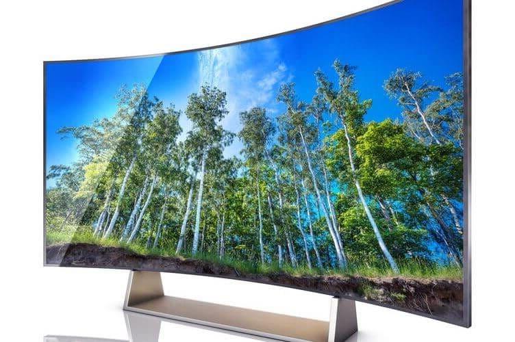 avantages écran incurvé spécificités écran incurvé caractéristiques écran incurvé