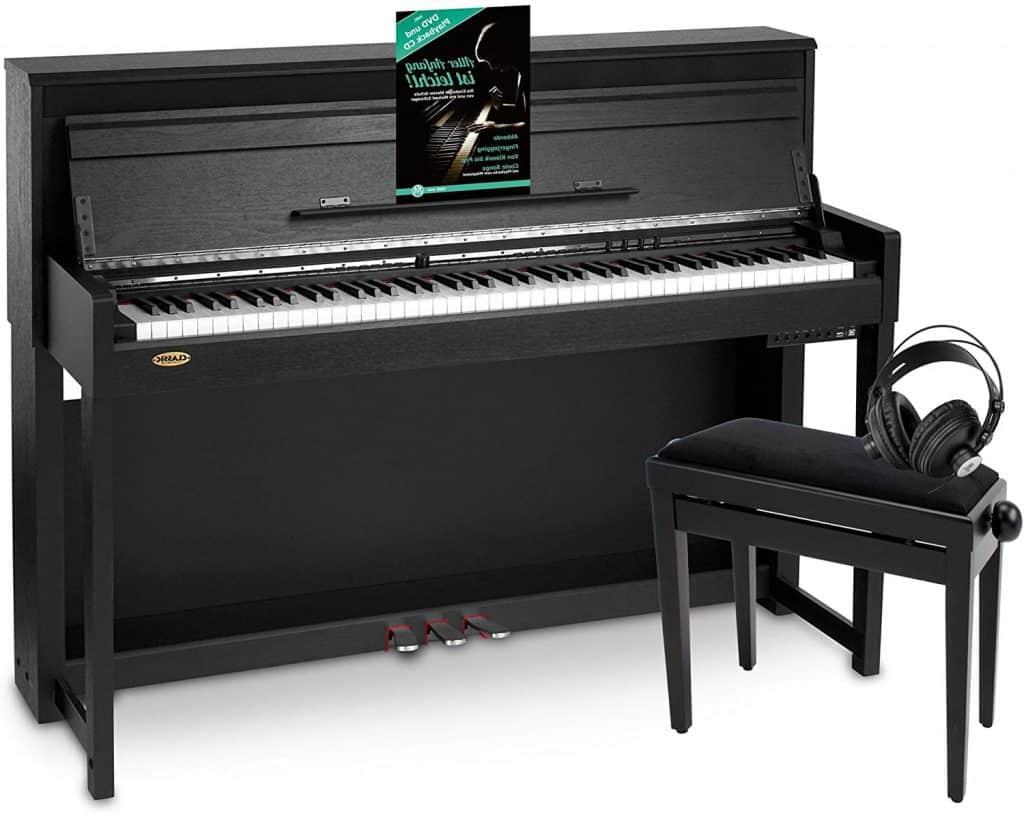 piano numérique toucher lourd piano numérique pour débutant piano numérique 88 touches