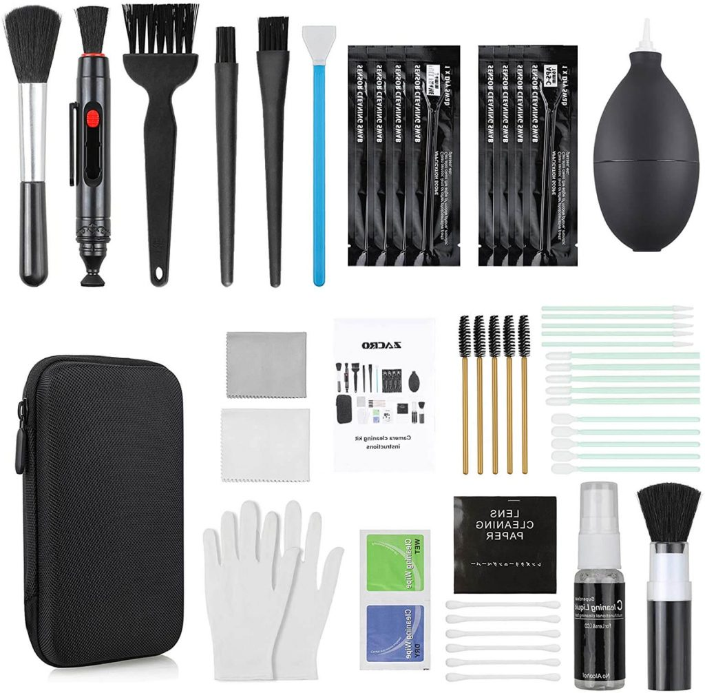 Choisir un kit de nettoyage pour ordinateur