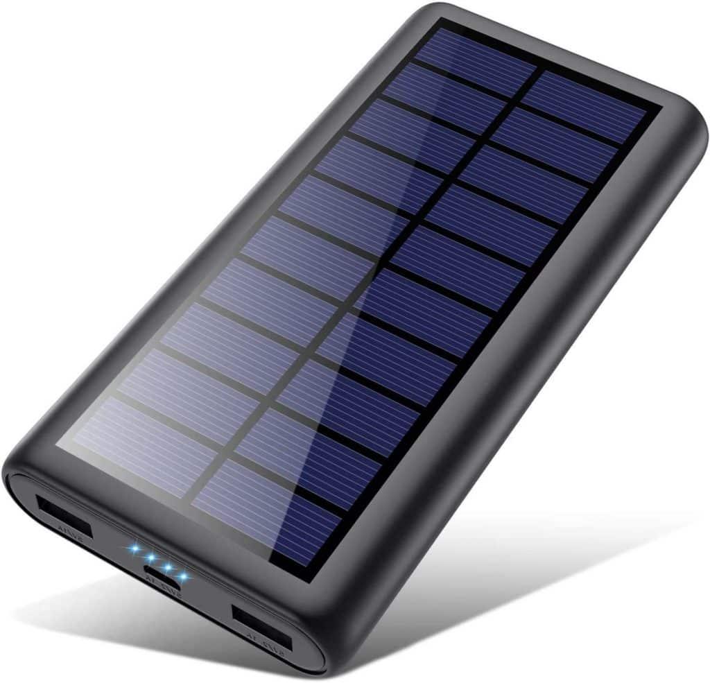 Choisir un chargeur solaire pour téléphone