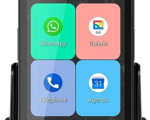 meilleurs smartphones pour séniors