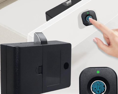 meilleures serrures biométriques