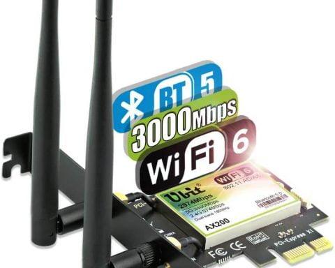 Les meilleures cartes réseau Wifi